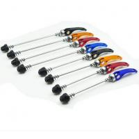 143/183mm Quick Release Skewer QR  Mountain Bike Bicycle Cycling Parts Red Black Blue Gold   Multi-color Useful Manufactures