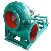 large flow rate irrigation industrial fish tank water mixed flow pump Manufactures
