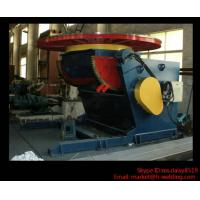 Standard 2 Ton Revolving Welding Rotary Table Metallurgical Type With 1.2m Worktable Manufactures