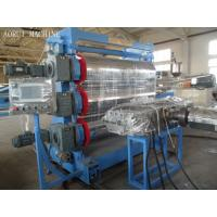 China Professional PE / PP Plastic Kitchen Board Extrusion Line Single Screw on sale