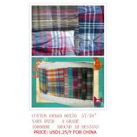 cotton yarn dyed shirting fabric Manufactures