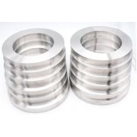 China Thin Titan Material Ring , Titanium Alloy Ring Good Thermal Properties on sale