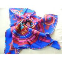 Printed Silk Scarves Manufactures