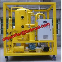 Buy cheap Newly Double Stage Vacuum Transformer Oil Purifier Machine,Oil Polishing Unit, Transformer Oil Flushing Equipment export from wholesalers