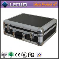 china wholesale 1000 cd dvd aluminum storage case color flight cases To Fit 100 CD
