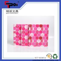 China R Type 3 Ring File Printed PP A4 Standard Customized Ring Binder File Folder on sale