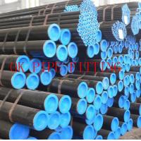 SMLS PIPE, SCH 160, ASTM A-333 Gr.6 Manufactures