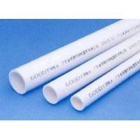 China PVC Round Conduit,PVC Cable Trunking,Switch Box on sale