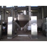 Square Cone Industrial Mixing Machine , Continuous Adhesive Cosmetic Mixing Equipment Manufactures