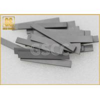 China Good Thermal Conductivity Carbide Tool Blanks , Tungsten Flat Bar ISO9001 Approved on sale