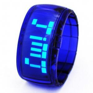 quartz luxury black led watches for men Japanese popular Manufactures