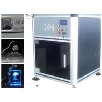 Computerized 3D Glass Engraving Machine , 3D Laser Glass Etching Machine Manufactures