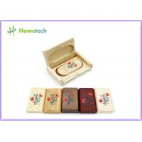 No Encryption Wooden USB Flash Drive 4GB 64GB 16GB 32GB Pen Drive Memory Durable Manufactures