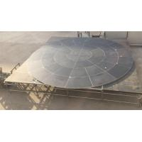 Anomaly And Durable Fitting Portable Stage Platform For Circle Stage Manufactures