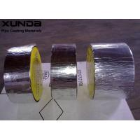 200mm width Aluminum backing soundproofing tape for car with 2.0mm thickness Manufactures