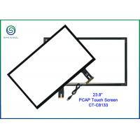Buy cheap 23.8 Inch Capacitive Touch Screen Panel With USB Controller For Android Windows from wholesalers