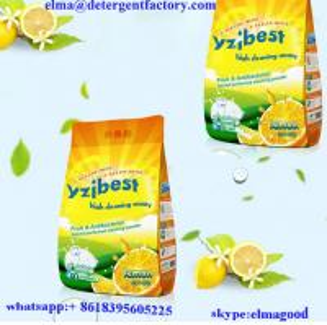chinese factories detergent/washing powder/washing machine tub cleaning powder Manufactures