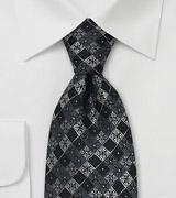 China Latest Yarn-Dyed Polyester Neckties (WP_009) on sale