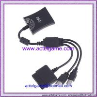 PS2 to Xbox360 Controller Converter xbox360 game accessory Manufactures