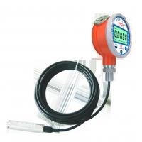 Five Digits LCD Display Ultrasonic Level Transmitter, Fluid Level Gauge IP65 Protection Degree Manufactures