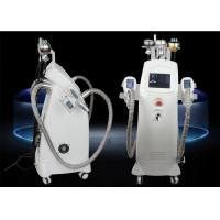 Radio Frequency Ultrasonic Cavitation Machine , Spa Beauty Cellulite Removal Device Manufactures
