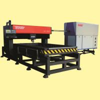 China Die board wood CO2 laser cutting machine with with high speed and high precision on sale