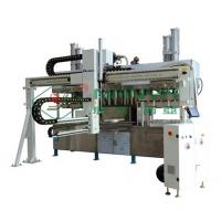 Electronic Paper Pulp Moulding Machine , Egg Crate Pulp Molding Equipment Manufactures