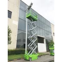 China 8m Platfrom Height Compact Scissor Lift For Facotory Maintenance on sale