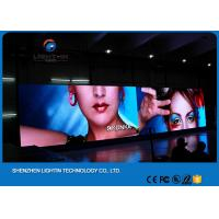Light Weight Indoor P3.91 P4.81 1R1G1B SMD Rental LED Display 500*1000mm Manufactures