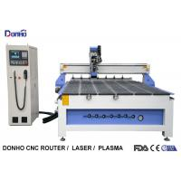 China Linear ATC CNC Router Machines With Syntec 6MB Control System 9.0 KW HSD Spindle on sale