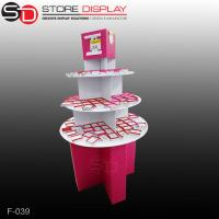 Custom round pop display stand for small accessories Manufactures