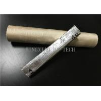 Electric Insulating Acrylic Coated Fiberglass Sleeving High Synthetic Amorphous Silica Manufactures