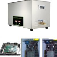 Printed Circuit Board Digital Ultrasonic Cleaner For Removing Flux From Pcbs Manufactures