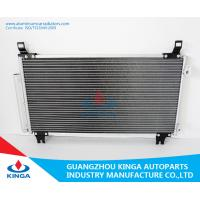 Toyota YAIS 1.3 Aluminum Water Cooled Car AC Condenser , automotive condenser Manufactures
