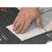 Fast Setting Waterproof Ceramic Tile Adhesive Grey Color With Crack Resistant Manufactures