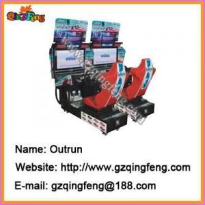 China Simulator racing machines game seek QingFeng as your distributors on sale