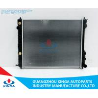 Direct Fit Plastic Tank Aluminium Car Radiator for PRINCE PA 26 / AT Manufactures