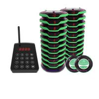 waterproof wireless restaurant food ready guest paging system Manufactures
