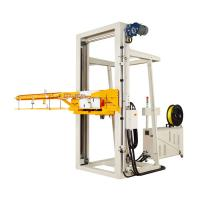 High Performance Automatic Strapping Tool Side Frame Design High Work Efficiency Manufactures
