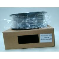 Buy cheap Black 3D Printer Metal Filament Aluminum Metal 3D Printer Filament from wholesalers