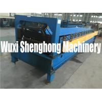China Building Material Corrugated Roof Sheet Making Machine Galvanized Steel Sheet on sale