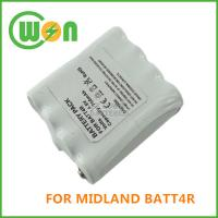 China Replacement Battery for Midland GXT-200, 250 G-223, G-226, G-226, G-225, G-227, G-300, 300M on sale