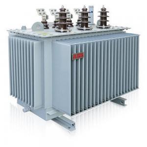 Toroidal 3 Phase Oil Immersed Transformer High Frequency 35 KV 2000 KVA