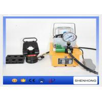 30 Ton Split Unit Hydraulic Cable Lug Crimping Tool CO-630 Crimping Rang From 150-630mm2 Manufactures