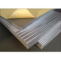 High Density XPE Faced Heat Insulation Mat AL Foil For Thermal Preservation Manufactures
