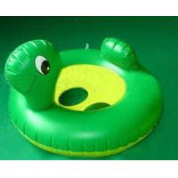 China Hot selling kids animal inflatable turtle bumper boat and Turtle Swim Ring Seat Float on sale