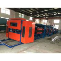 China Automatic Sandwich Panel Machine , Eps Cement Sandwich Panel Production Line on sale