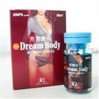 China Natural Slimming Pills of Dream Body Weight Loss Capsule With Natural Fruits Bitter Orange on sale