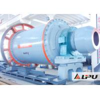 Quality Mineral Ores Mine Ball Mill Capacity 0.16- 100t/h CE / ISO Certificated for sale