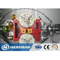 Servo Electronic Pitch Wire Cable Machine Three Cores Torsion Free Pair Twister Manufactures